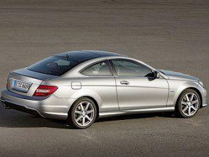 Купе Mercedes-Benz C- и E-Class обзаведутся полным приводом
