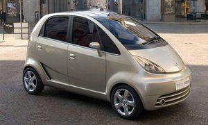 Tata Motors отзывает Nano «для апгрейда»