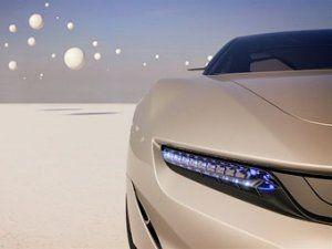 Pininfarina привезет в Женеву спортседан