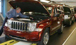 Автомобили марки Jeep будут собирать в России