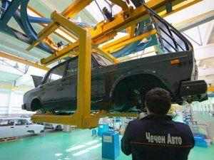 Чечня начнет выпуск автомобиля собственной разработки