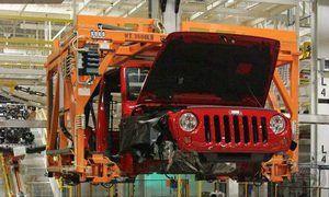 Fiat-Chrysler запустит производство Jeep в Китае