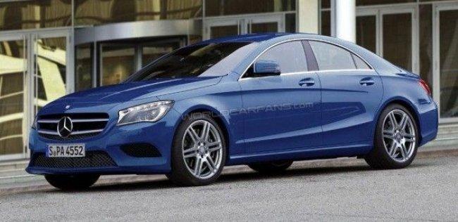 Mercedes-Benz готовит BLS / CLC