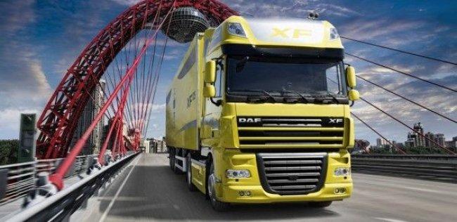 DAF лидирует на рынке грузовиков тяжелого класса