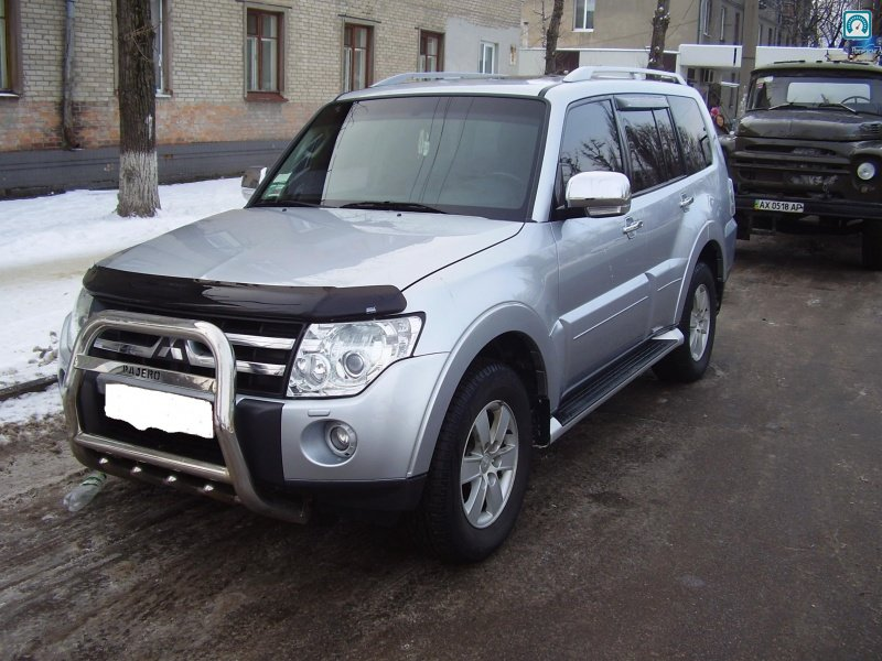Mitsubishi Pajero Sport: ������, ����, ����������� ...