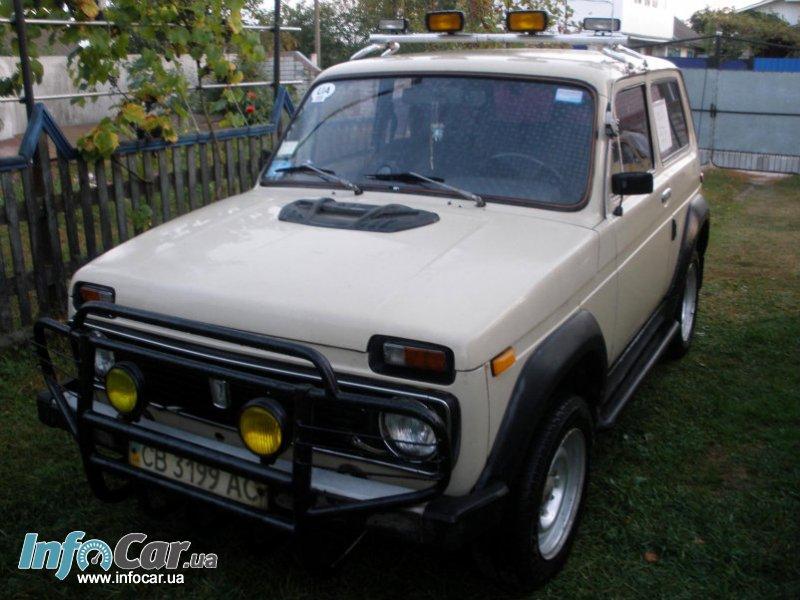 Продажа новых автомобилей ВАЗ 2121 Нива
