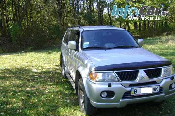 Mitsubishi Pajero 1995, ������, 2800 ���.��, �������2 - ����� ...