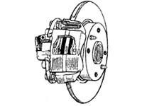 Система сухого торможения (ESP-Feature)